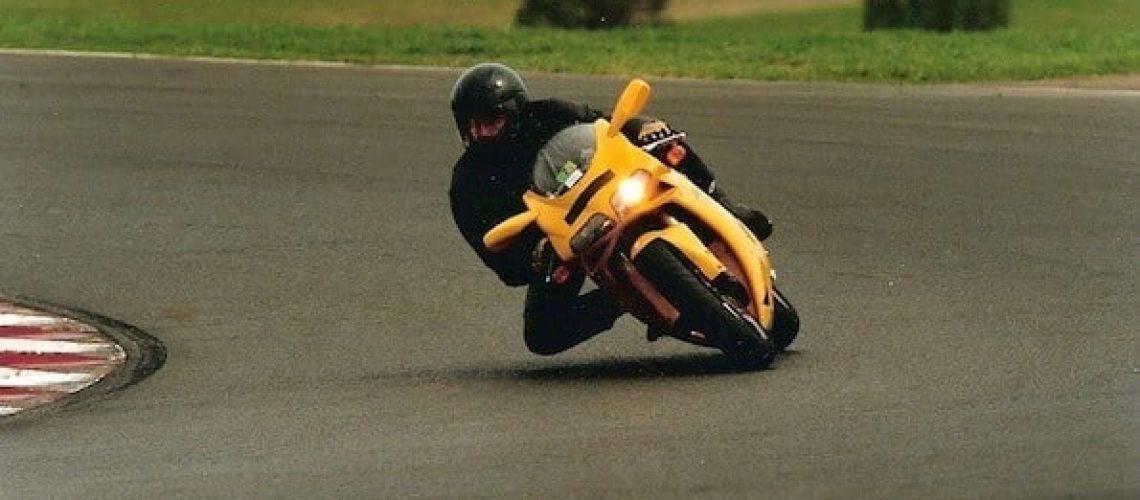 Me on Ducati